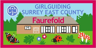 Faurefold Girlguiding Surrey East
